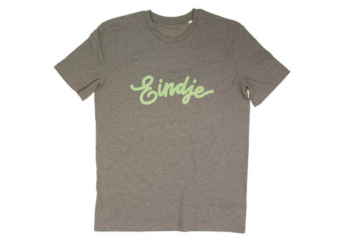 Eindje Eindje T-shirt Mid Heather Grey | Mint