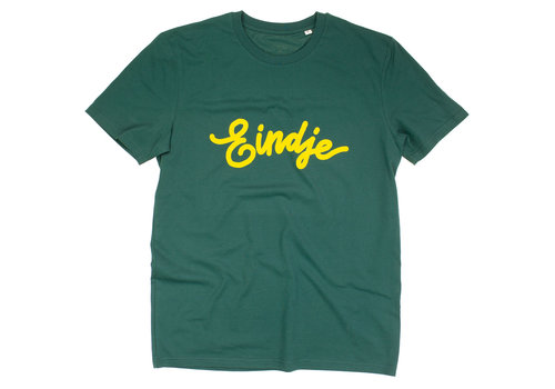 Eindje Eindje T-shirt Glazed Green | Yellow