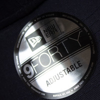 Eindje New Era 9FORTY® Cap | Graphite