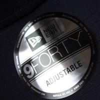 Eindje New Era 9FORTY® Cap | Donker Blauw