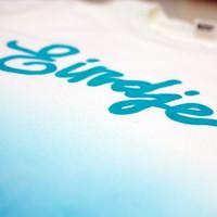 Eindje Dip Dye Baby Bodysuit | Surf Blue