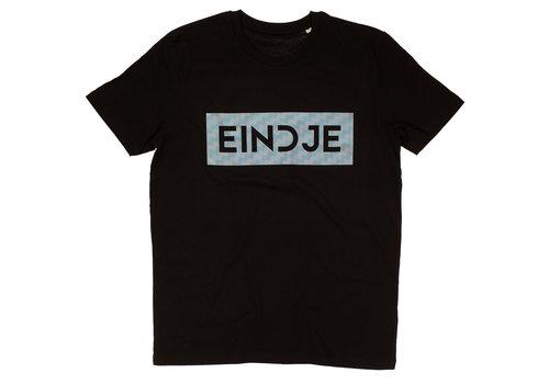 Eindje Eindje T-shirt Shimmer Pearl  | Zwart