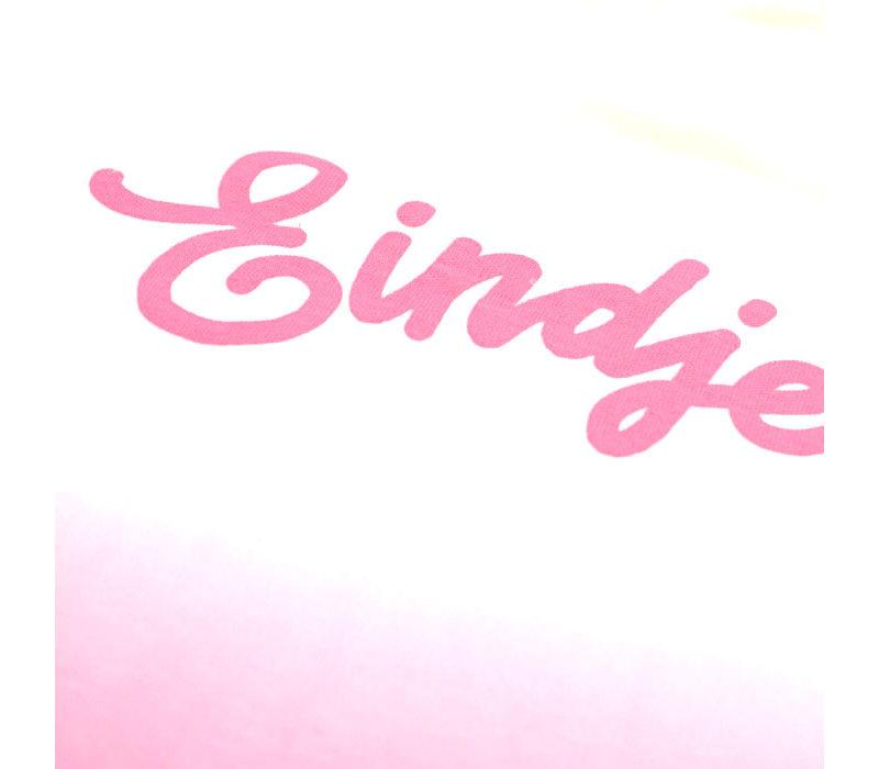 Eindje Dip Dye Baby T-shirt | Bubblegum Pink