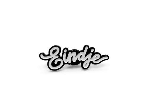 Eindje Eindje Logo Pin - Black