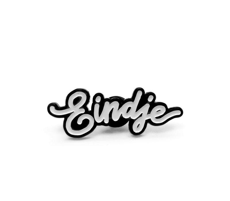 Eindje Logo Pin - Zwart