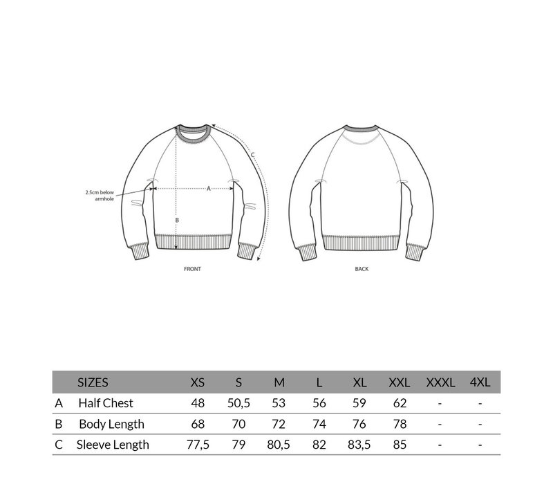 Eindje  Crewneck Sweater  Reflective | Dark Heather Grey