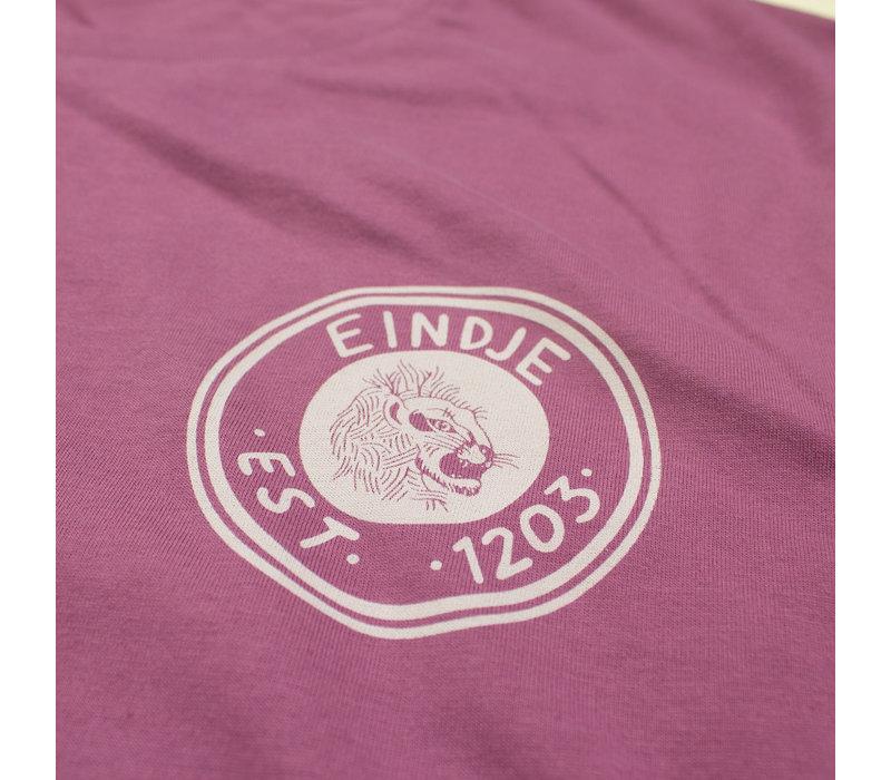 Eindjes Gearhead T-shirt  - Mauve