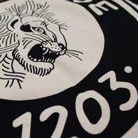 Eindjes Gearhead T-shirt  - Zwart