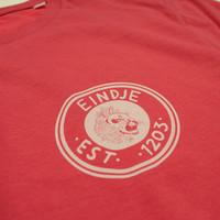Eindjes Gearhead T-shirt  - Carmine Red