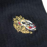 Eindje Tie  & Dye Navy Sport Sock  - Copy