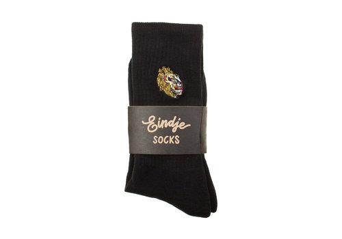 Eindje Eindje Leeuw Socks - Embroidery