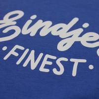 Eindje Finest Kids T-shirt | Bright Blue
