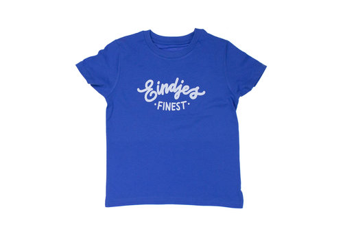 Eindje Eindje Finest Kinder T-shirt | Bright Blue