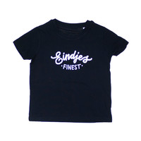 Eindje Finest Kids T-shirt | Black