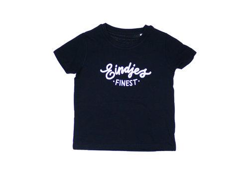 Eindje Eindje Finest Kinder T-shirt | Zwart