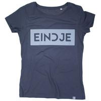 Eindje Reflective Dames T-shirt |  Grijs