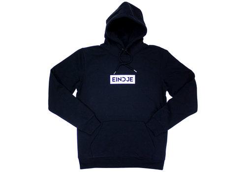 Eindje Eindje HD Blok Logo Hoodie | Black