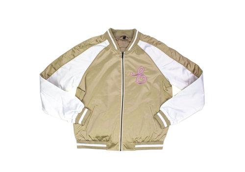 Eindje Eindje Ladies 3-Tone Souvenir Jacket | Gold
