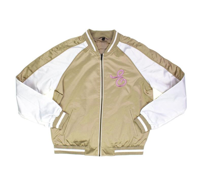 Eindje Ladies 3-Tone Souvenir Jacket | Gold