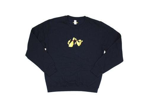 Eindje Eindje Pins Lightweight Sweater Navy