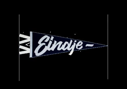 Eindje Eindje Vintage Pennant Navy Blauw / Wit