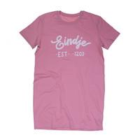 Eindje Dames T-shirt Dress