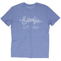 Eindje Logo T-shirt | Serene Blue