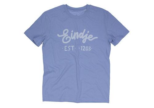 Eindje Eindje Logo T-shirt | Serene Blue