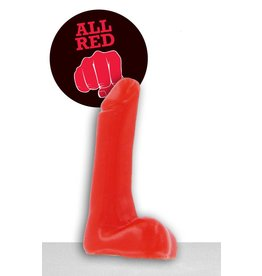 All Black All Red Dildo - ABR 32