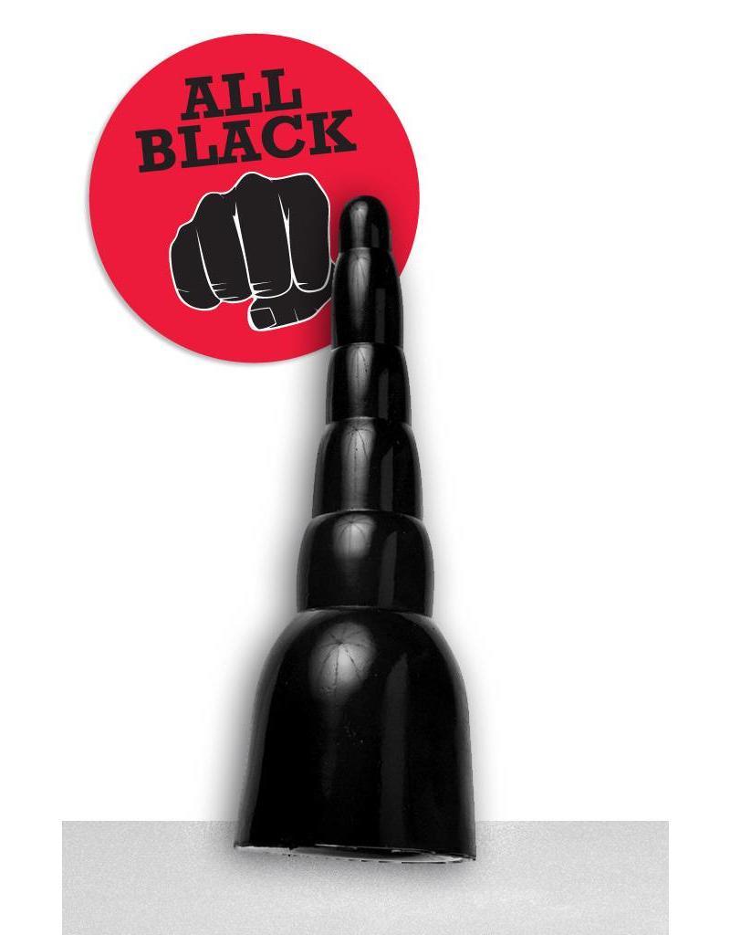 All Black All Black Dildo - AB 18