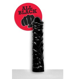All Black All Black Dildo - AB 19