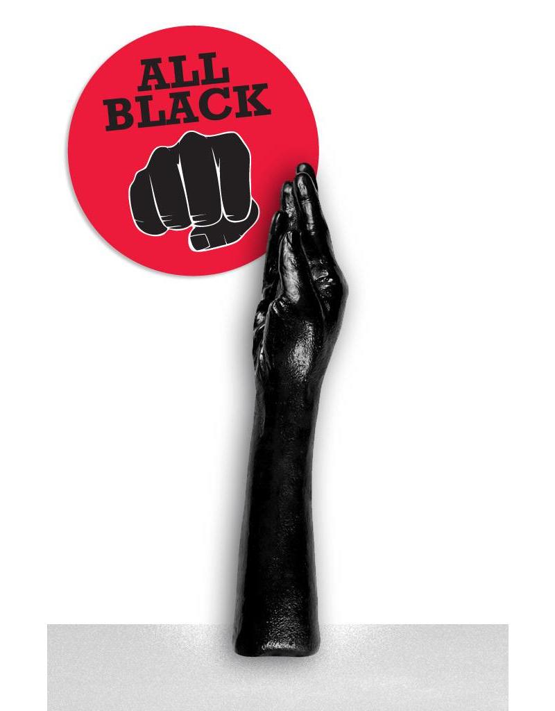 All Black All Black Dildo - AB 21
