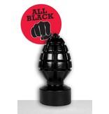 All Black All Black Dildo - AB 33