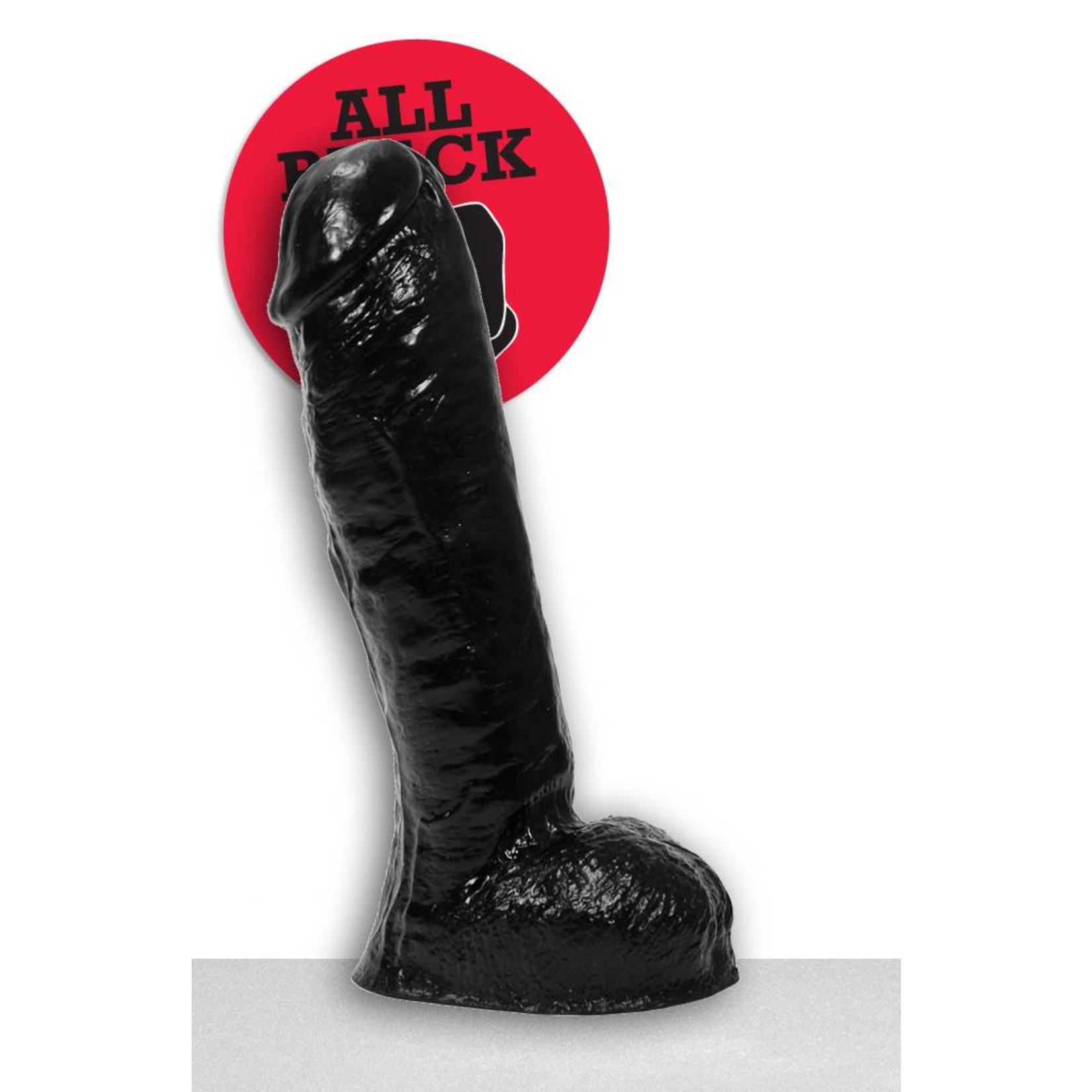 All Black All Black Dildo - AB 34