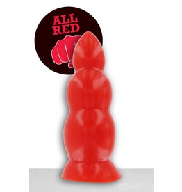 All Black All Red Dildo - ABR 37