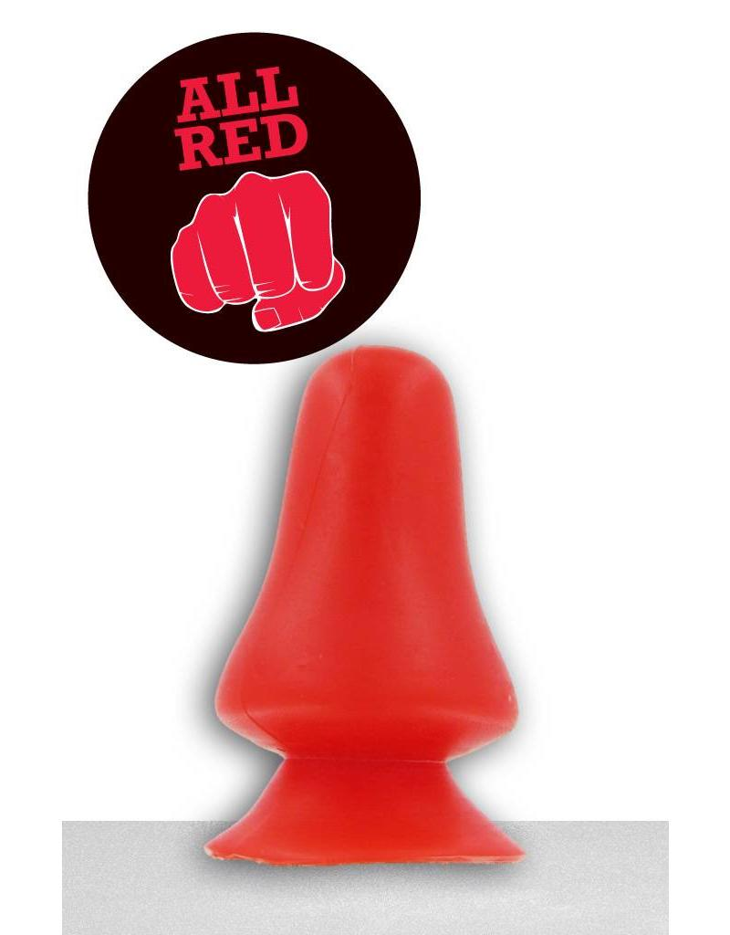 All Black All Red Dildo - ABR 39
