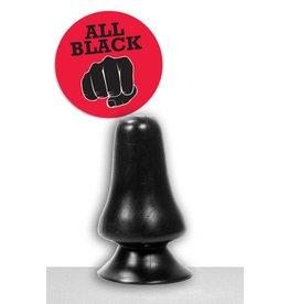 All Black All Black Dildo - AB 39