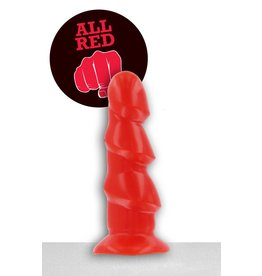 All Black All Red Dildo - ABR 40