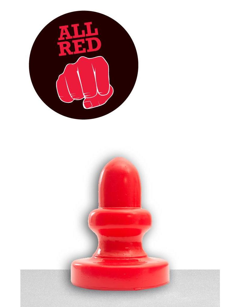 All Black All Red Dildo - ABR 52