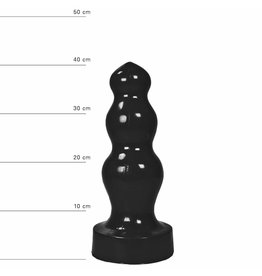 All Black All Black Dildo - AB 56