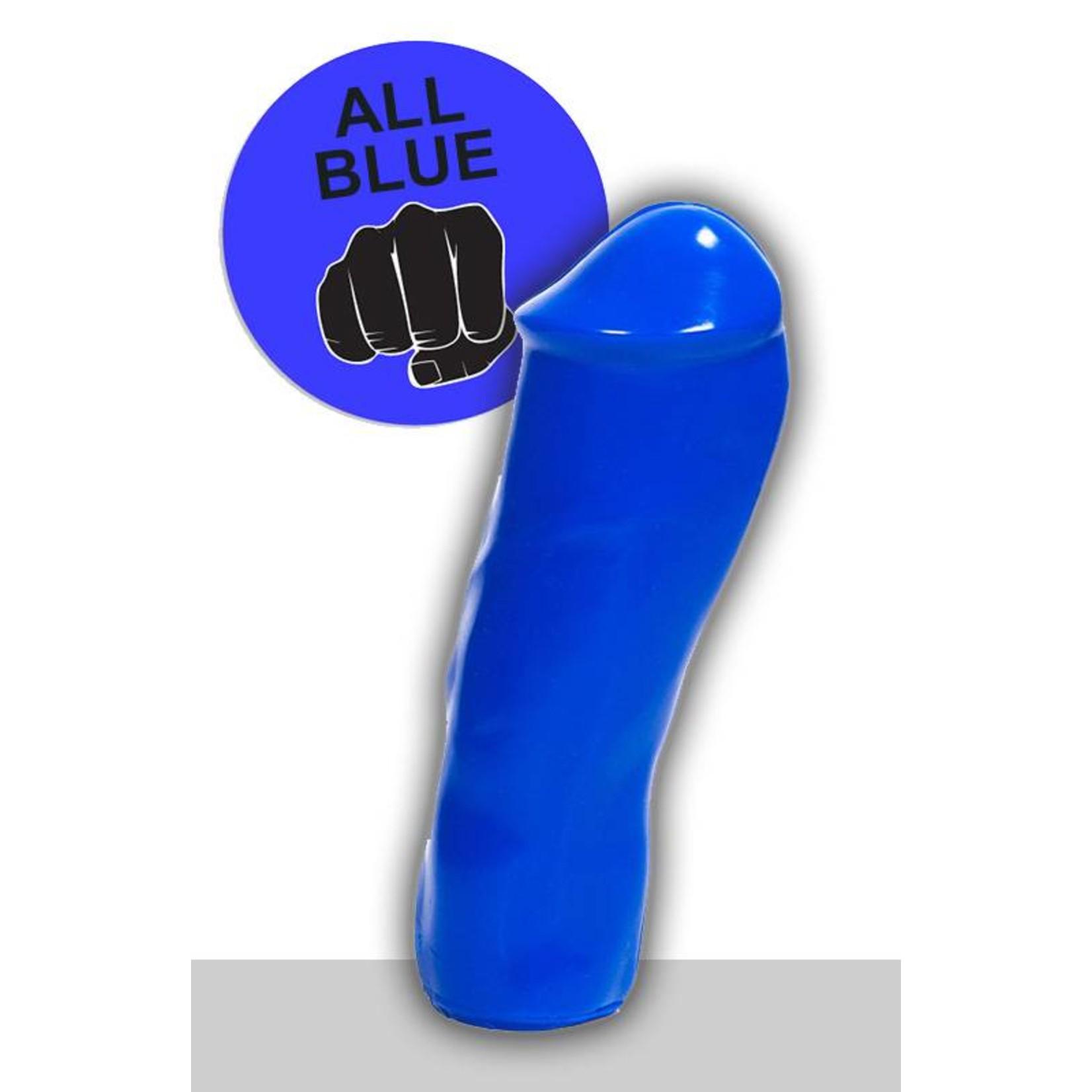 All Black All Blue Dildo - ABB 47