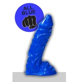 All Black All Blue Dildo - ABB 27