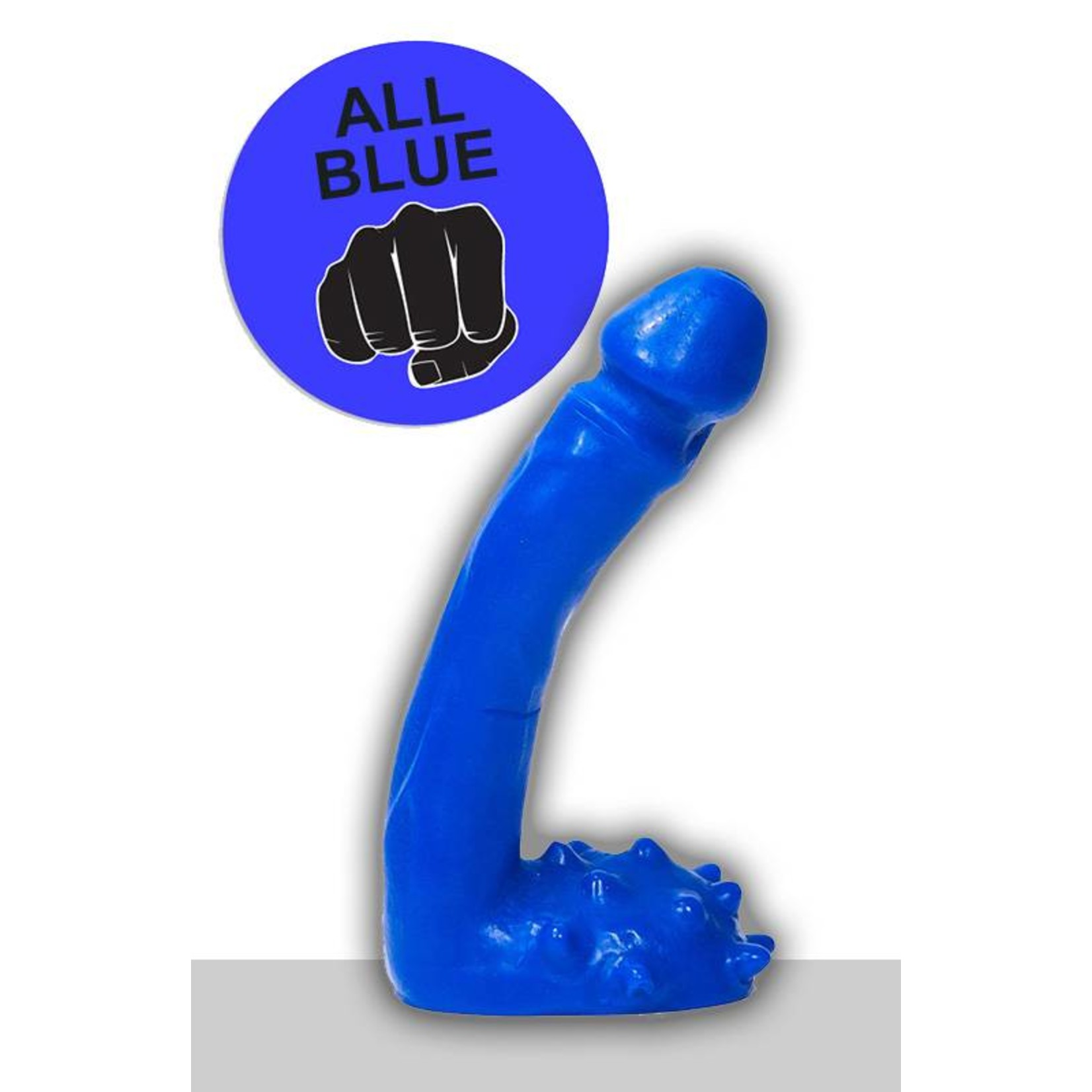 All Black All Blue Dildo - ABB 26