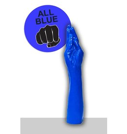 All Black All Blue Dildo - ABB 21
