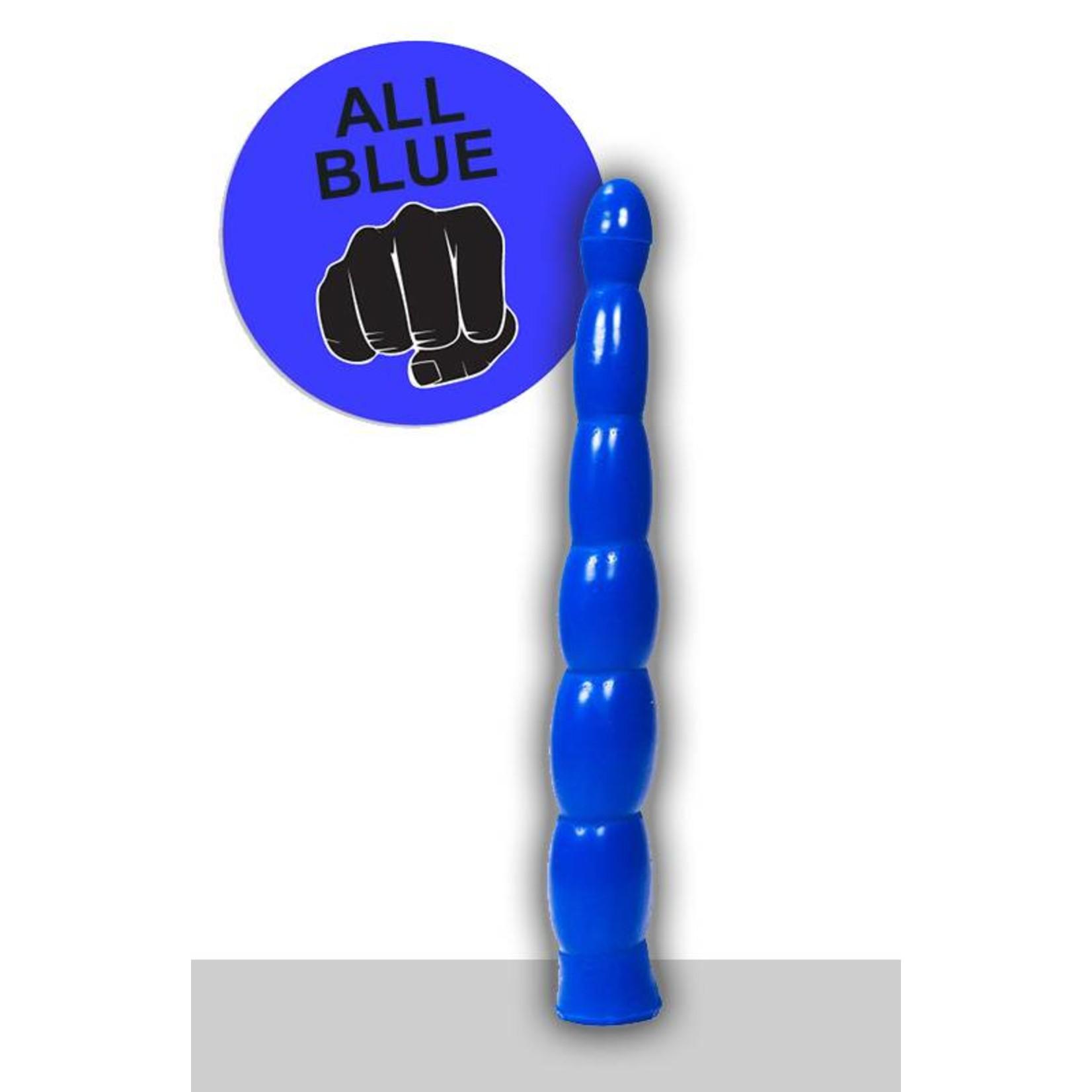 All Black All Blue Dildo - ABB 16