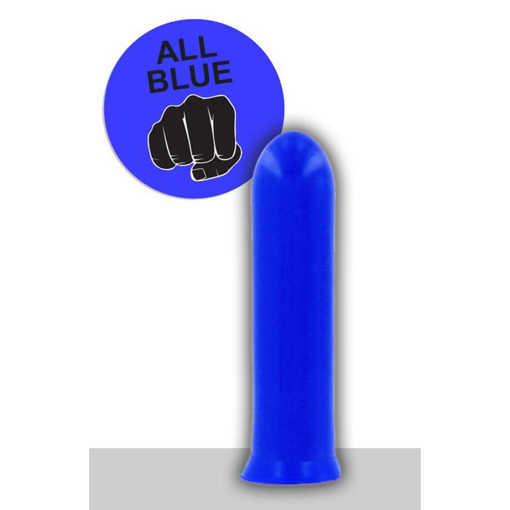 All Black All Blue Dildo - ABB 08