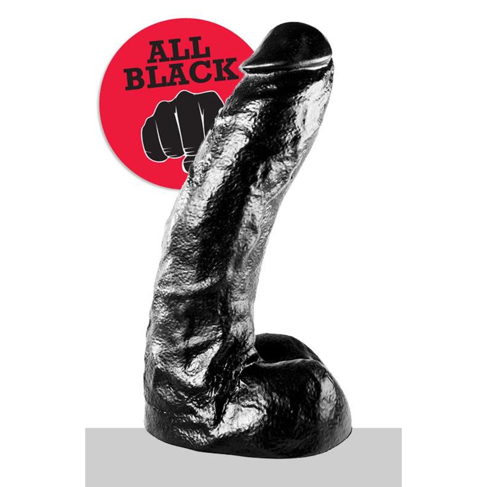 All Black All Black Dildo - AB 67