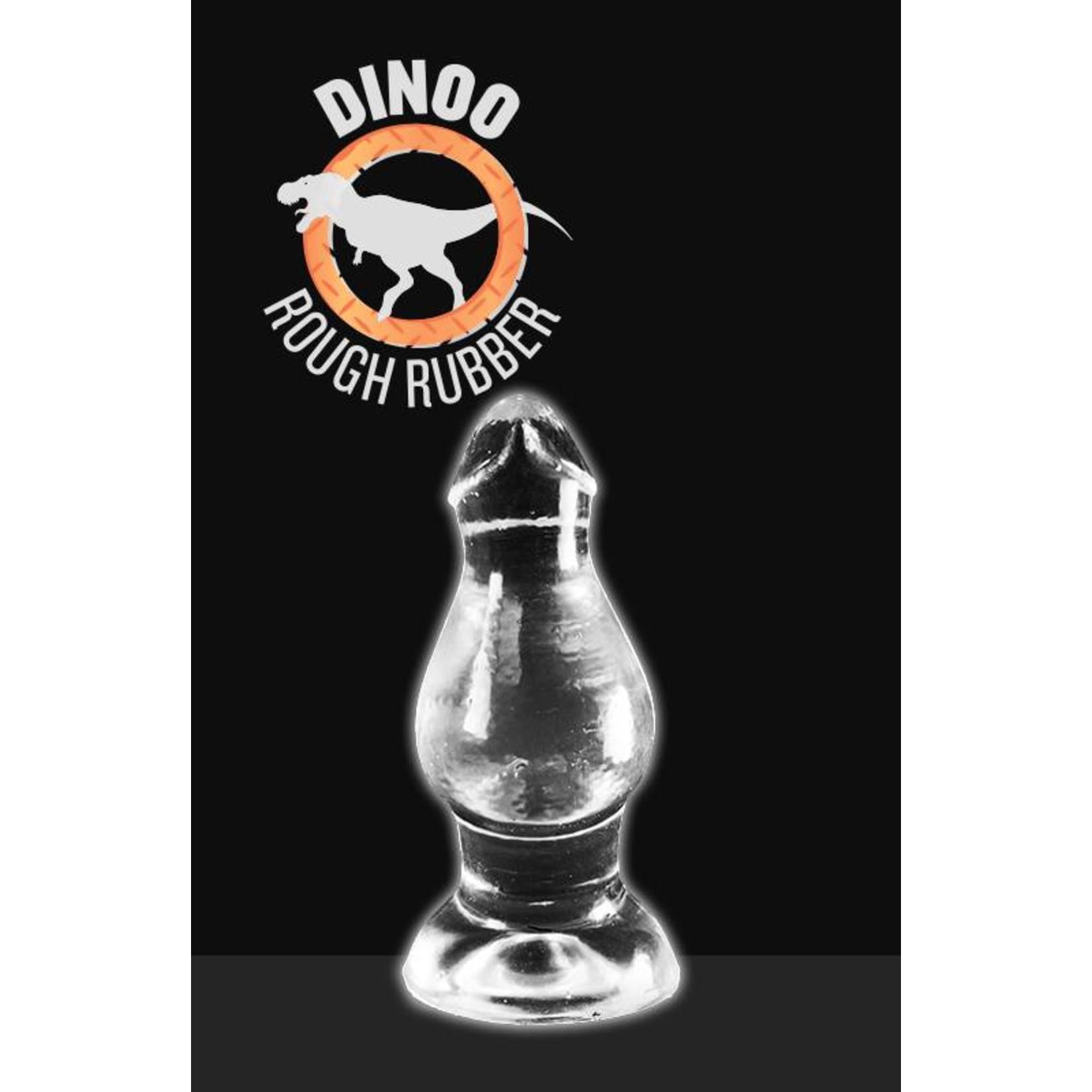 Dinoo Dildos Ceratops - Transparent