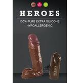 HEROES Heroes #12 - Brown Vibrating