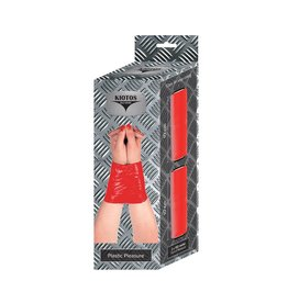 KIOTOS Bizarre Kiotos Bizarre - Plastic Pleasure - Red - 2 Small Rolls